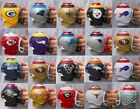 NFL Fan Mugs Chiefs Patriots Panthers Packers Seahawks Texans Broncos Ravens NWT on eBay