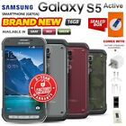 New Factory Unlocked SAMSUNG Galaxy S5 Active G870A Grey Red Green Android Phone