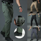 Military IX9 Men City Tactical Cargo Pant Combat SWAT Army Pants Pockets Trouser