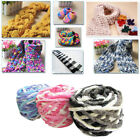 Внешний вид - 100G X 1 SKEINS Knitting Wool Chunky Crochet Velvet 1PLY Chenille Soft Milk Yarn