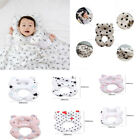 Infant Baby Kid Sleep Pillow Car Seat Pillow Travel Soft Breathable Head Support