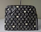 Marc by Marc Jacobs Black White Tablet Clutch  IPad Sleeve Case