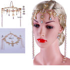 Внешний вид - Gatsby Headpiece Earrings 1920s Roaring 20s Crystal Flapper Wedding Accessories