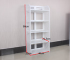 4/5 Tier Shoe Rack Storage Home Organiser Stand Holder Shelves Display Unit Cube