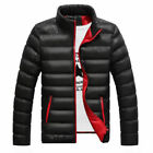 Men&#039;s Packable Duck Down Jacket Stand Collar Ultralight Outerwear Coat Puffer <br/> ❤️ High Quality ❤️US Sellers ❤️Maybe in three days
