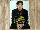 Signed Photo Meteor Garden Yue Shen Dylan ALL5 Autograph 流星花园 2018 沈月 王鹤棣 官鸿 吴希泽