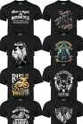 Mens Funny Motorbike T-Shirt Biker Motorcycle Cafe Racer Fathers Day Christmas $23.99 AUD on eBay
