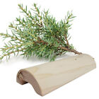 Cypress Tree Phytoncide Wooden Pillow Cervical Pillow Front Head Posture