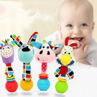 Baby Infant Rattles Plush Animal Stroller Bell Play Toy Doll Car Seat Bed Toys