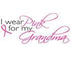 Breast Cancer awareness Women V-neck T-shirt Pink available in White , Black