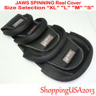 JAWS SPINNING Pouch size S M L XL FOR Accurate SR 6 12 20 30 Van Staal reel