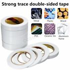 25M/82Ft Strong Double Sided Adhesive Tape Sticky Permanent Foam DIY Craft