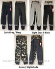 Lee Boys 2 Pack Fleece Relaxed Fit Jogger - Pick Size  Color, New with Tags