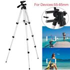 "41"" Professional Camera Tripod Stand Holder Mount for iPhone/Samsung Cell Phone"