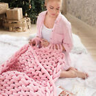 Manual Woven Blanket Core Yarn Hand-Knitted Yarn Woven Core image