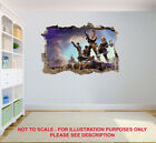 FORTNITE POSTER KIDS WALL STICKER DECAL DOOR BOY GIRL NURSERY CHILDRENS