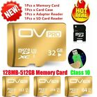 8 512GB Micro SD card TF Speed Flash Memory Card Class10 for MP4 Phone Camera