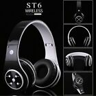 Wireless Bluetooth Headphones with Noise Cancelling Over-Ear Stereo Earphones US
