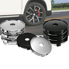 4x 60mm New ABS Universal Car Wheel Tire Rims Center Hub Caps Cover Decorative $4.12 CAD on eBay