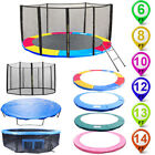 12/14/15 FT Trampoline Replacement Safety Pad / Safety Net / Safety Mat OUTDOOR image