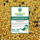 GardenersDream Simply Nutritious Wild Bird Food - Protein Rich Snack Garden Mix