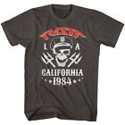 RATT Rock Band LA California 1984 Concert Tour Art Men's T Shirt Album Merch Top image