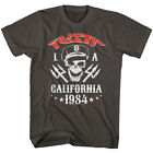 RATT Rock Band LA California 1984 Concert Tour Art Men's T Shirt Album Merch image