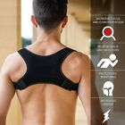 Body Wellness Posture Corrector Back Straight Shoulders Brace Strap Correct 1PCS