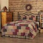 3-pc Wyatt Quilt Sets with Quilted Shams & Farmhouse Choices - New Size - VHC  image
