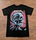 NEW METALLICA MONSTER SKULL HEAD T SHIRT image