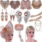 Внешний вид - Christmas 1920s Flapper Dresses Party Accessories Evening Gowns Gatsby Headbands