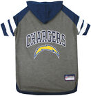Los Angeles Chargers Pets First Officially Licensed Dog Pet Hoodie T Shirt XS-L $22.45 USD on eBay