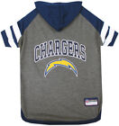 Los Angeles Chargers Pets First Officially Licensed Dog Pet Hoodie T Shirt XS-L $24.95 USD on eBay