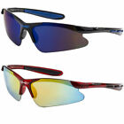 Внешний вид - New Half Frame Kids Teen Age 8-16 Boys Youth Cycling Sport Baseball Sunglasses