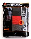 HEAD Performance Fit Assorted Boxer Brief Underwear 3 in Package Men's NWT
