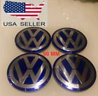 Center Cap Wheel Decals Stickers for VOLKSWAGEN vw 90mm vw 75mm vw 65mm *USA*