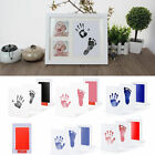 Внешний вид - Newborn Baby Safe Inkless Clean Touch Footprint Handprint Ink Pad Photo Souvenir