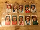 W D & H O Wills ASSOCIATION FOOTBALLERS (1935) Framed Backs-Your Choice of Cards