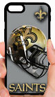 NEW ORLEANS SAINTS NFL CASE COVER FOR iPHONE XS MAX XR X 8 7 6S 6 PLUS 5 5S 5C 4 $14.88 USD on eBay