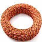 26AWG 26# 30Core Twist servo extension cable 5M 10M 20M Twisted wire