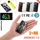 "Smallest 2.45"" 4G LTE Smartphone Melrose S9 Plus Mini Android 7.0 Mobile Phone"