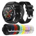 Replacement 22mm Rugged Silicon Sport Wrist Watch Band Strap For Huawei Watch GT image