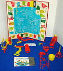 vintage 1963 MOUSE TRAP GAME by IDEAL various PIECES ----- PICK YOUR PART
