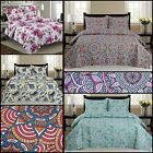Quilted Bedspread Set 3 Piece - Cynthia By Glory Home Design- Assorted image