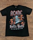 NEW ACDC HELL'S BELLS T SHIRT image