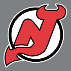 New Jersey Devils Vinyl Sticker / Decal *NHL*Eastern*Metropolitan*Hockey*NJ* $2.0 USD on eBay