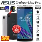 New Factory Unlocked ASUS Zenfone Max Pro (M1) ZB602KL 6GB Black Silver Phone