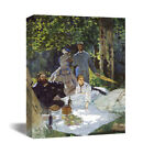 Claude Monet Classic Paintings Series HD Canvas Print Wall Decor Multi Sizes