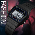 Hot Luxury Men Analog Digital Military Army Sport LED Waterproof Wrist Watch image