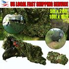 Woodland leaves Camouflage Camo Army Net Netting Camping Military Hunting MAX